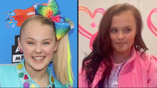 JoJo Siwa has shocked fans by ditching her signature blonde hair.