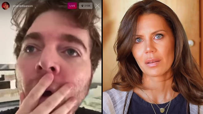 Shane Dawson faces backlash after clapping back at Tati Westbrook on Instagram Live