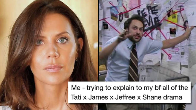 Tati Westbrook, Shane Dawson Jeffree Star and James Charles memes are out of control