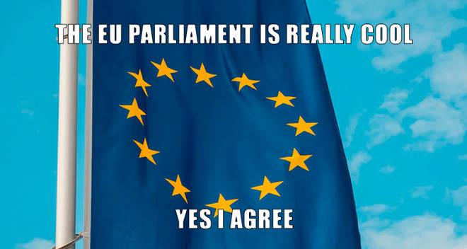eu parliament memes law