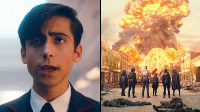The Umbrella Academy season 2 trailer is here and there's another apocalypse