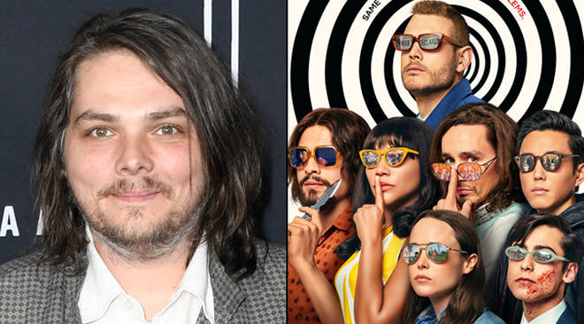 Gerard Way releases new song inspired by The Umbrella Academy