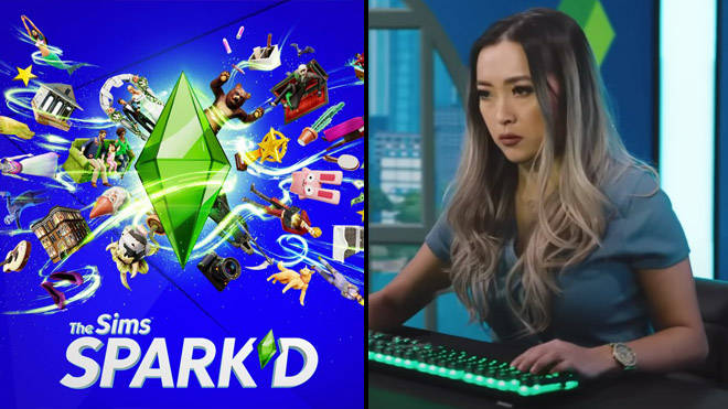 The Sims Spark'd is a new reality show where you can win $100,000