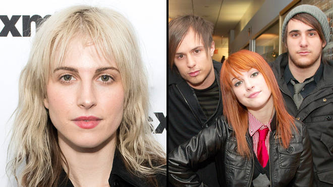 Hayley Williams shuts down fake Paramore origin story
