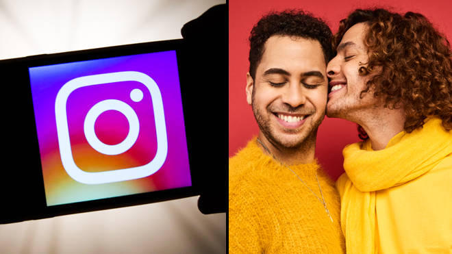 Instagram are banning accounts that promote LGBTQ+ conversion therapy