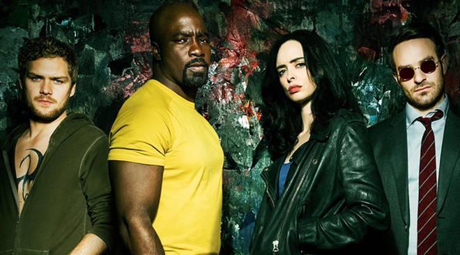 Netflix Marvel Defenders Cancelled