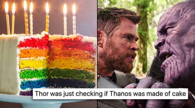Cake memes are going viral thanks to a Tasty video