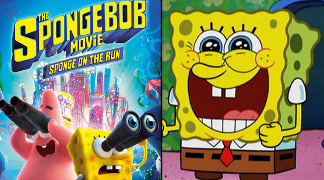 The new SpongeBob movie will now be released on Netflix internationally