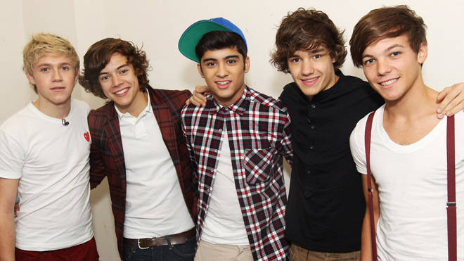 One Direction stars celebrate 10 year anniversary with emotional posts