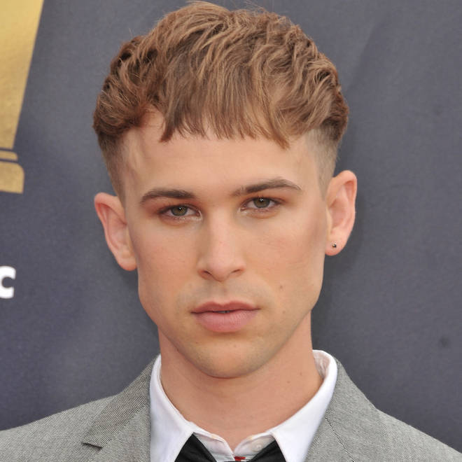 Tommy Dorfman at the 2018 MTV Movie and Television Awards