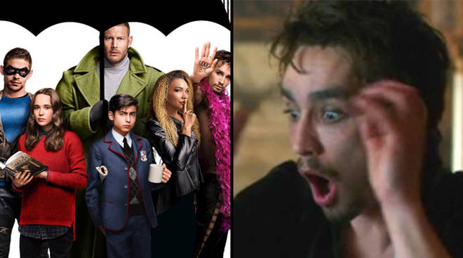 The Umbrella Academy has already won over critics with a Rotten Tomatoes score of 96%.