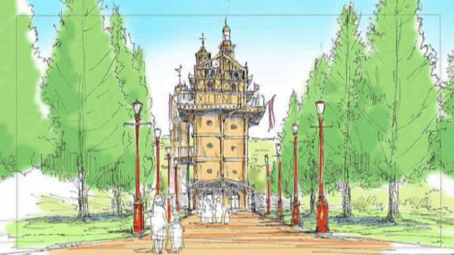 Studio Ghibli theme park will open in 2022 (3)