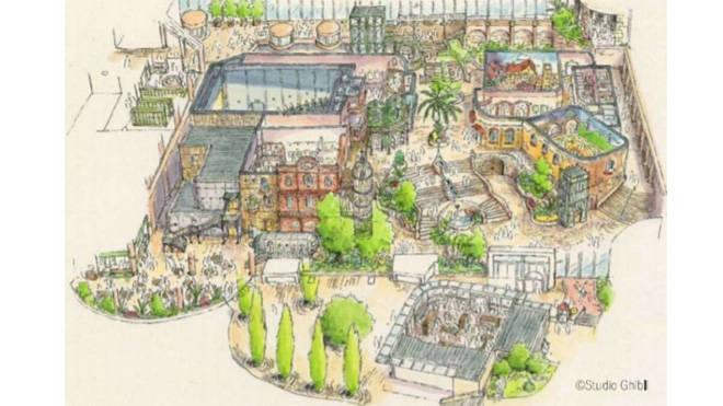 Studio Ghibli theme park will open in 2022 (4)