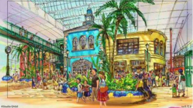Studio Ghibli theme park will open in 2022 (5)