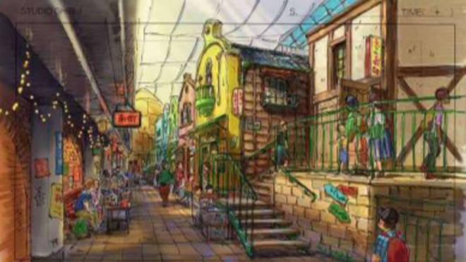 Studio Ghibli theme park will open in 2022 (6)