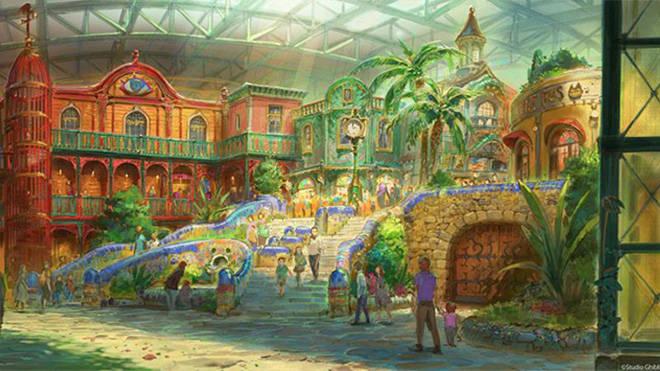 Studio Ghibli theme park will open in 2022 (7)