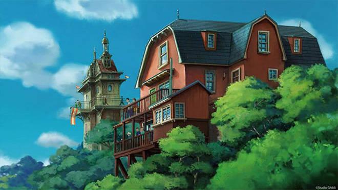Studio Ghibli theme park will open in 2022 (8)