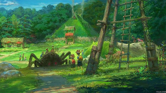 Studio Ghibli theme park will open in 2022 (9)