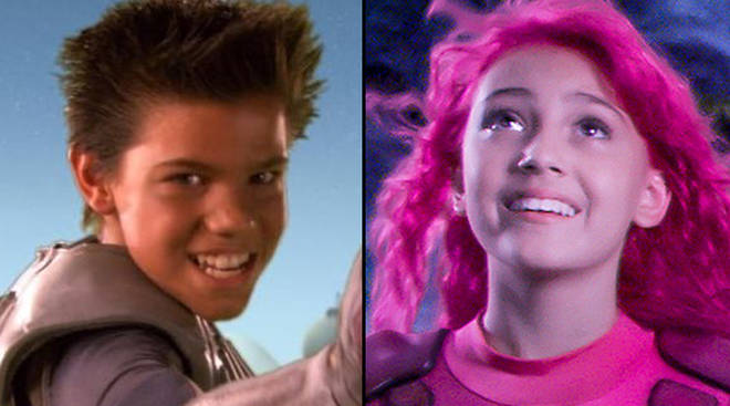 We Can Be Heroes: Sharkboy and Lavagirl's daughter will appear in the film