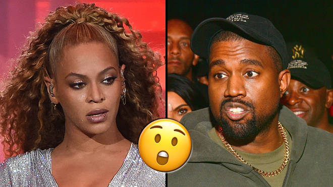 Beyoncé & Kanye West