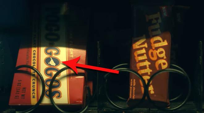 Umbrella Academy season 2: Hidden Sparrow Academy logo in episode 7