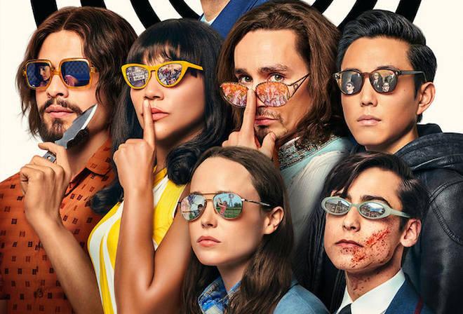 The Umbrella Academy season 2 drops on Friday July 31.