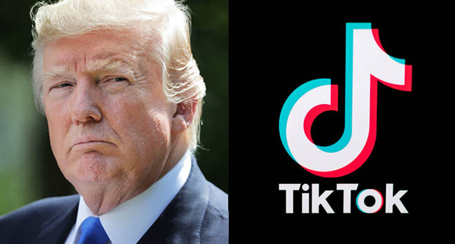 Has Donald Trump banned TikTok in the US?