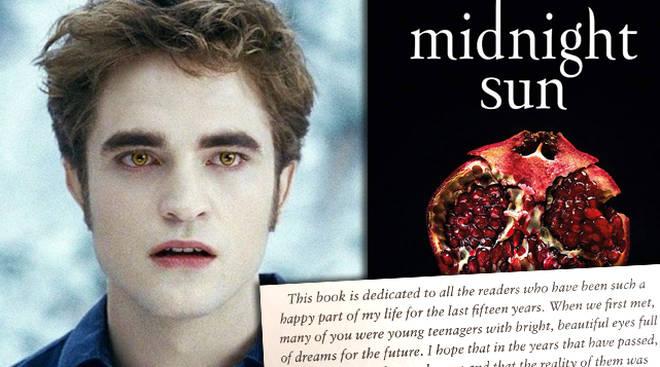 Twilight fans are sobbing over Midnight Sun's emotional dedication