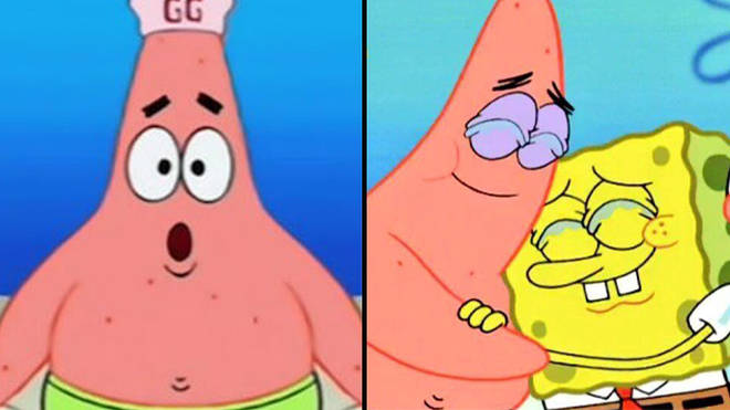 Patrick Star's new series will be based on a late-night talk show.