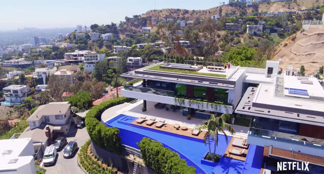 Selling Sunset $40 million house