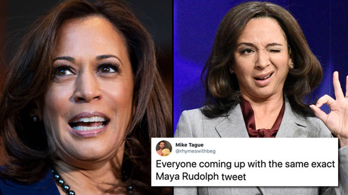 Kamala Harris Named As Joe Biden S Running Mate The Best Memes And Reaction Popbuzz
