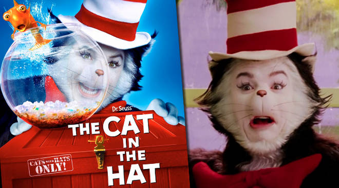 The Cat In The Hat quiz