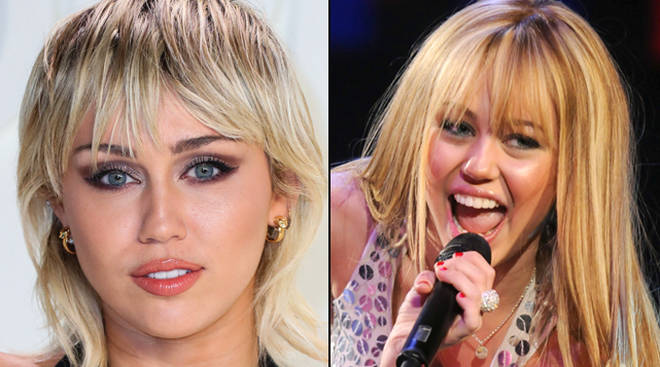 Miley Cyrus teases that a Hannah Montana reboot could happen