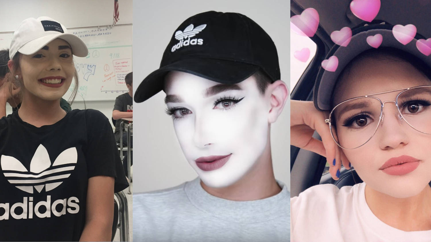 People Are Dressing Up As James Charles Flashback Mary For Meme
