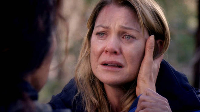 Ellen Pompeo Meredith Grey Leaving