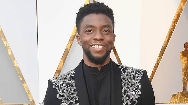Chadwick Boseman tributes