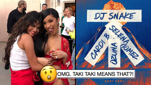 What Does 'Taki Taki' Mean? DJ Snake Lyrics English