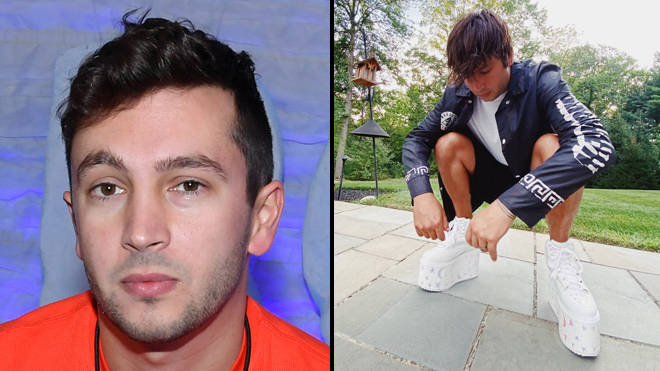 "Twenty One Pilots&squot; Tyler Joseph faces backlash over ""tone-deaf"" joke"