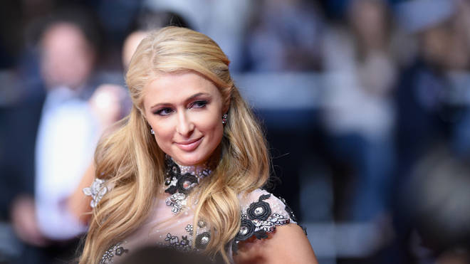 "Paris Hilton at the ""The Rover"" Premiere - The 67th Annual Cannes Film Festival"