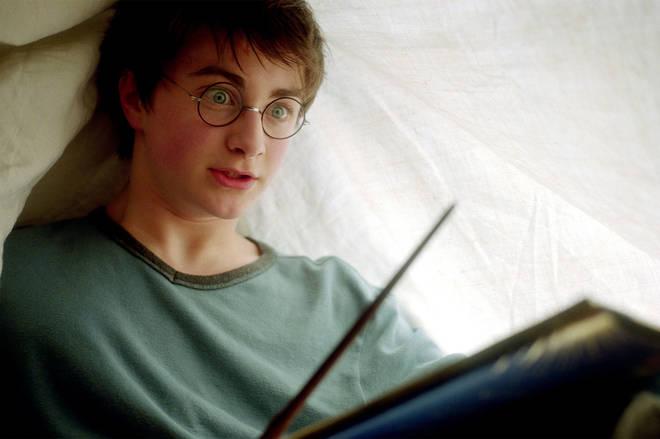 Harry used underage magic outside of Hogwarts.