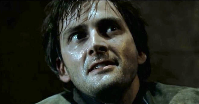 Barty Crouch Jr. was portrayed by David Tennant.