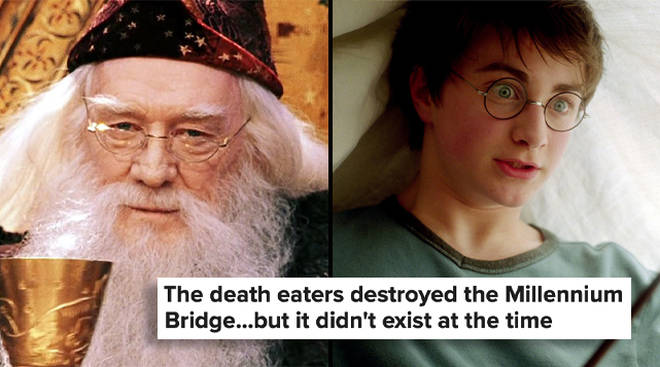The Harry Potter movies have way more plot holes than we first realised.