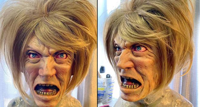 Karen Halloween mask