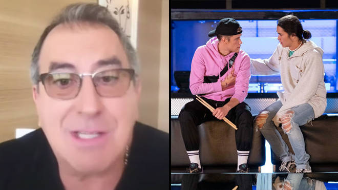 Kenny Ortega opens up about gay representation in Julie and the Phantoms | PopBuzz Meets
