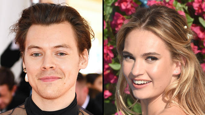 Harry Styles to play gay lead in My Policeman with Lily James