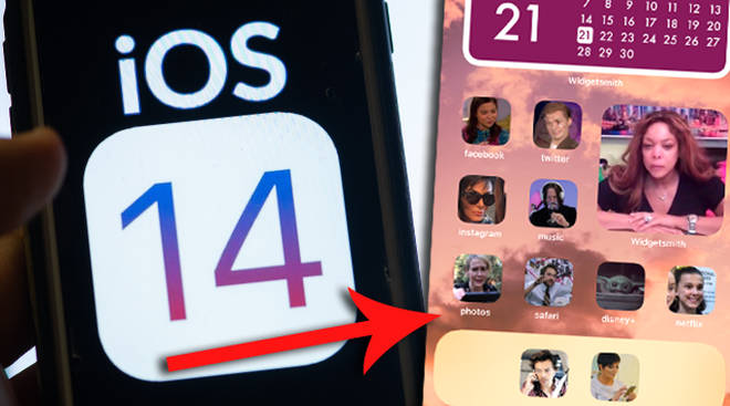 How to customise app icons and home screen on iOS 14 - PopBuzz