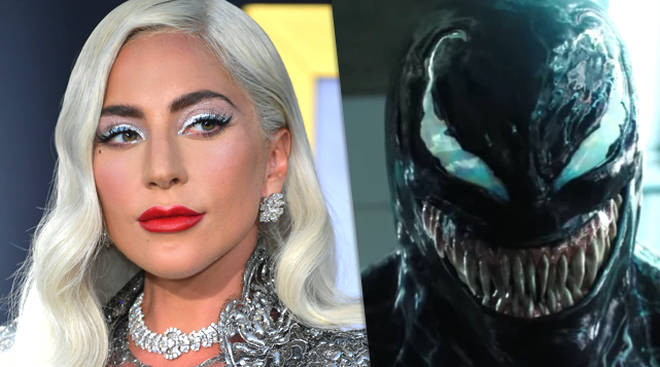 Lady Gaga at the Star Is Born Premiere/Venom