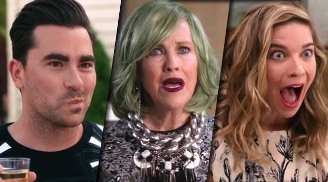 Schitt's Creek character quiz - which character are you?