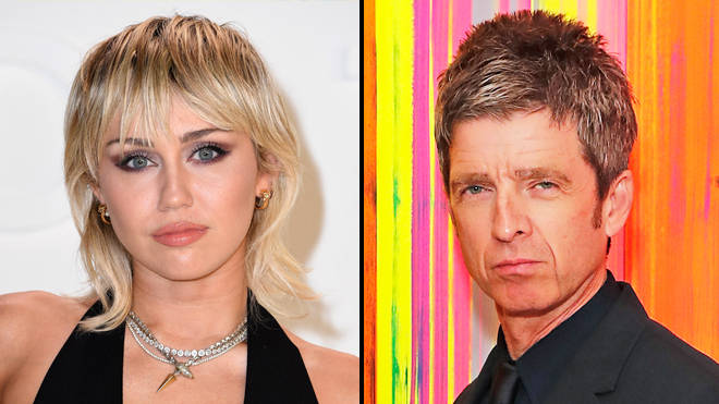 "Miley Cyrus fans slam Noel Gallagher for calling her a ""god awful woman"""