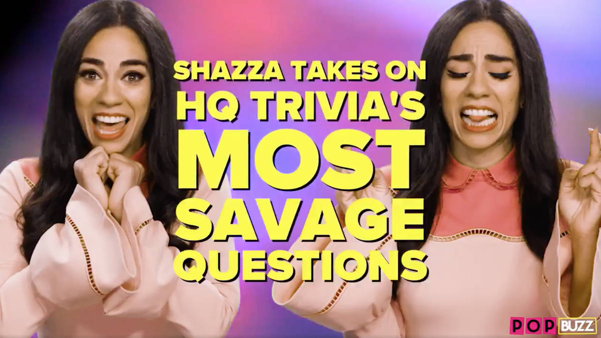 Sharon Carpenter Takes On The Most SAVAGE HQ Trivia Questions Of All Time